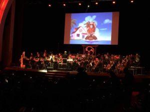 Concert symphonique Dragon Ball et Dragon Ball Z