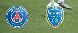 Match PSG - Troyes